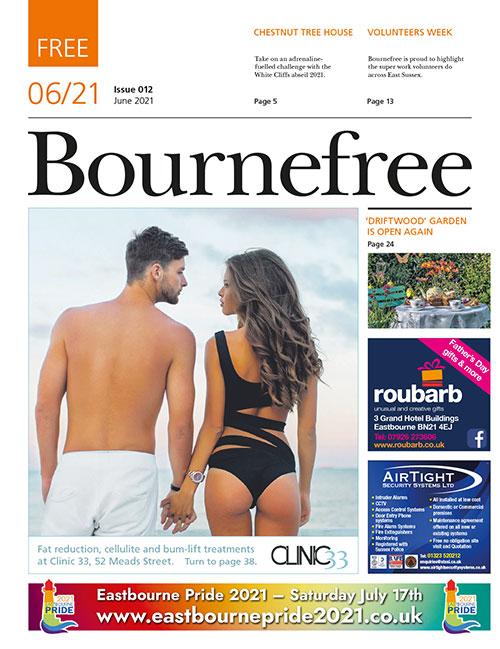 Bournefree Magazine – June 2021 Cover Thumbnail